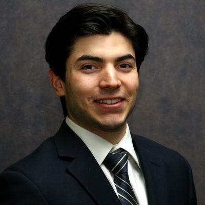 Adam Fisher, B.B.A., AIC Candidate Member
